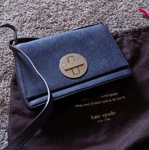 Handbags - Navy Blue Kate Spade Crossbody